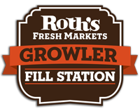 Roth's Growler Fill Station Logo